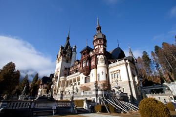Castello di Peles, Transilvania