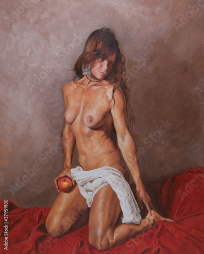 giovane donna - 37959180