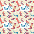Sale discount shoes seamless texture