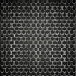 metal grid background. Vector illustration