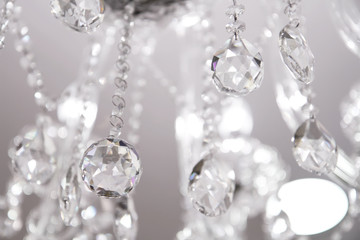 Luxury Crystal Chandelier.