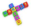 Crossword Puzzle : MARKET TREND