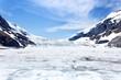 Columbia Icefield in den Rocky Mountains, Kanada