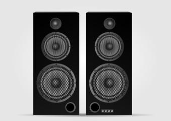 Speaker stereo systems