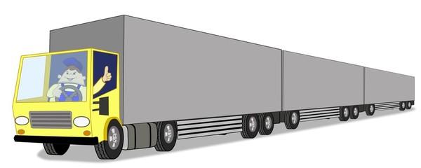 die Super Trucks kommen