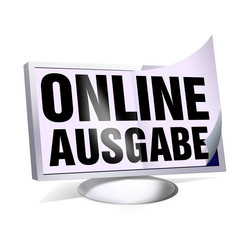 onlineausgabe monitor tft e-paper