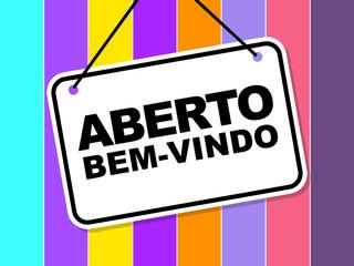 Letreiro Aberto