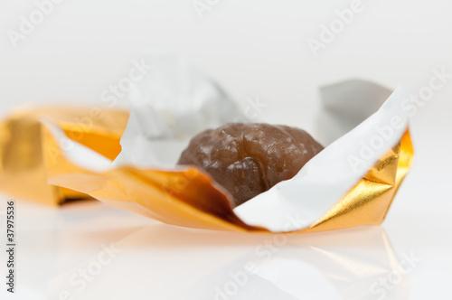 Papiers peints Confiserie marron glacé, confiserie