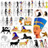 vector - Ancient Egypt