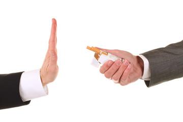 Nein danke, Nichtraucher