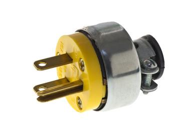 U.S. 15-amp plug