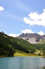 lac de montagne 10