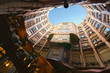 Casa Mila, also know as La Pedrera, Barcelona, Spain.
