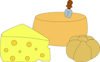 pane e formaggi