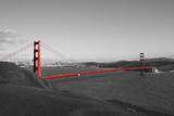 Fotoroleta Czerwony most Golden Gate
