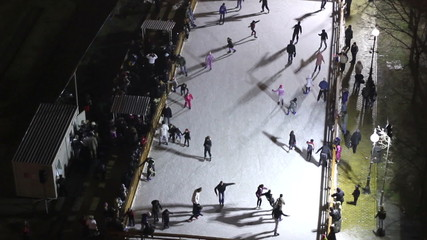 Night Skating