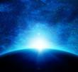 Fototapete Atmosphäre - Hintergrund - Hintergrund
