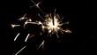 Fireworks - Sparkler - Wunderkerze