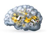 Mechanical brain