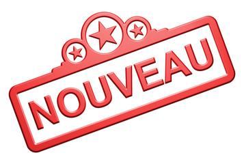 """Label """"Nouveau"""""""