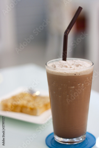 Blended Iced Cocoa