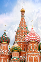 Domes of Saint Basil Cathedral