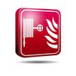 Icono 3D manguera