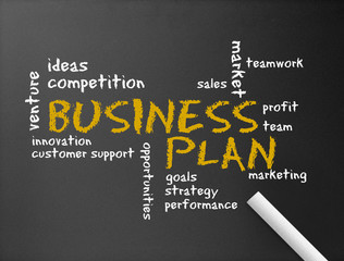 Chalkboard - Business Plan