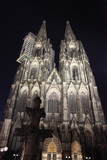 Restoration of Cologne Cathedral poster