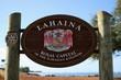 Historic Lahaina, Maui, Hawaii - 38009916