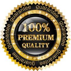 100 % premium quality