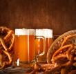 Boccali di birra fresca
