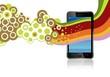 Smartphone - App Grafik