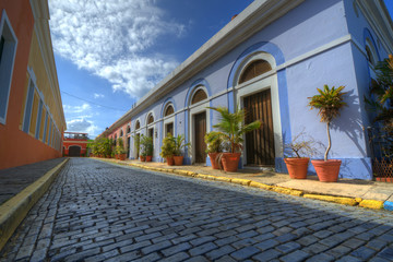 Old City of San Juan, Puerto Rico