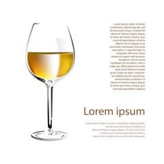 White Wine List # Vector