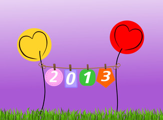 2013, background