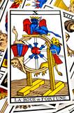 La roue de fortune poster