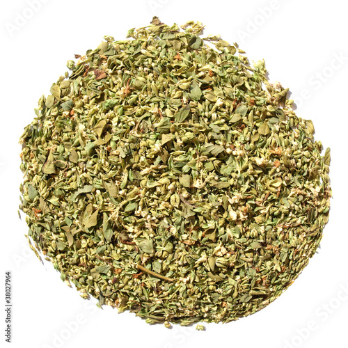 Oregano isolated