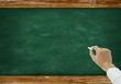 chalkboard with copyspace