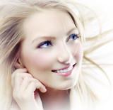 Beautiful Fashion Girl Portrait