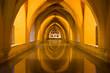 Baths in the Royal Alcazar of Seville