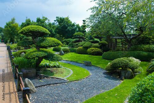 japanese garden topiary