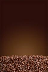 textura café + fondo vertical