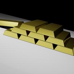 Lingotti d'oro - Gold ingots