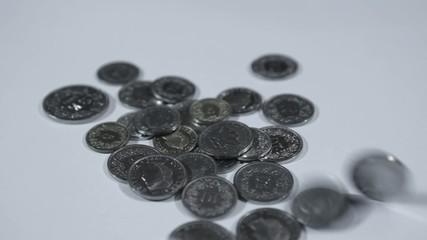 Schweizer Geldmünzen