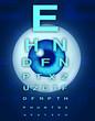 Eye Chart and Vision