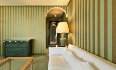 luxury in a hotel