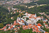 Magnificent resort of Sintra in vicinities of Lisbon