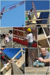 métiers du bâtiment - construction