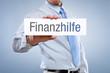 Finanzhilfe